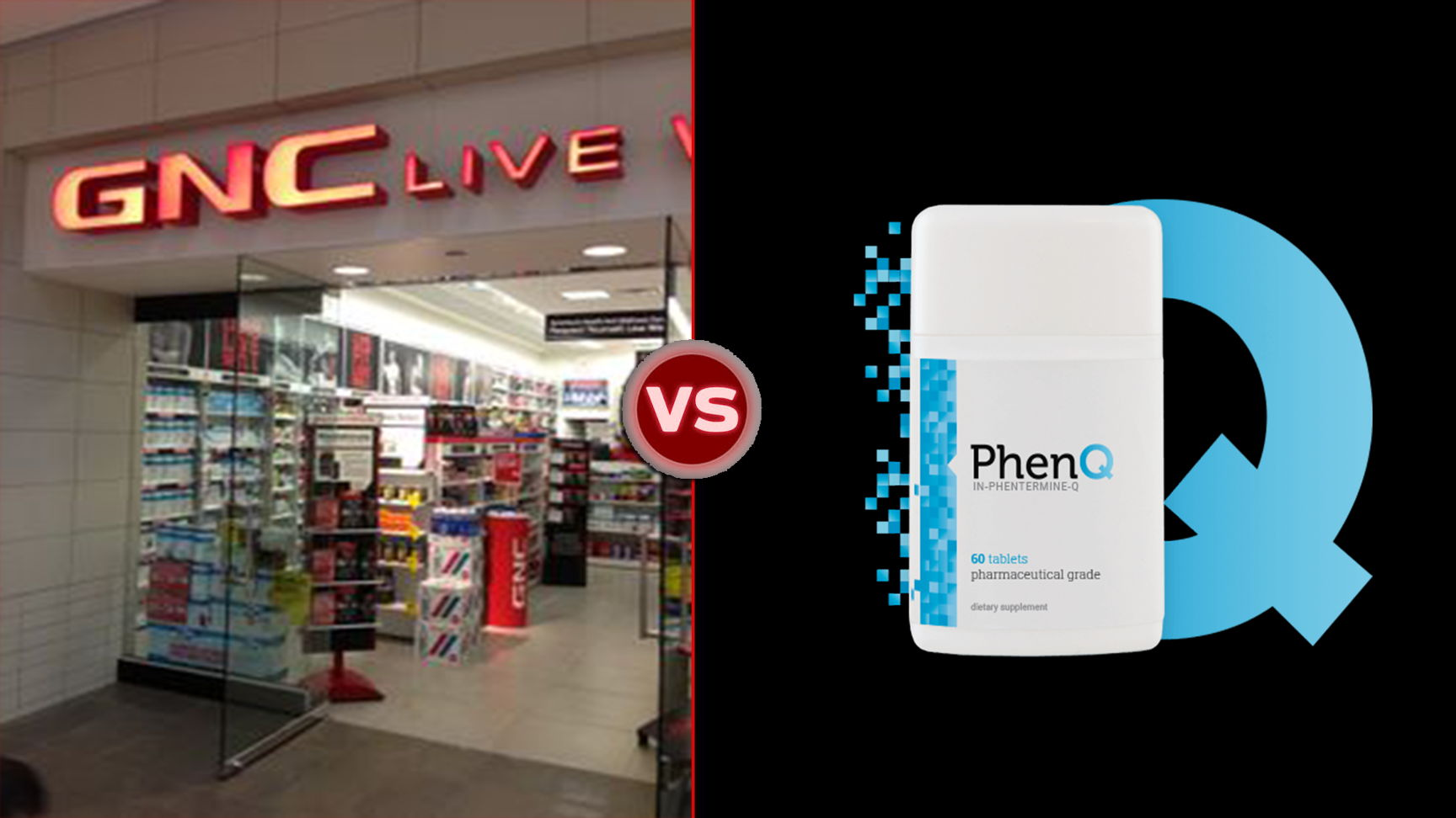 PhenQ GNC - UK - USA