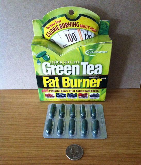green tea triple fat burner reviews