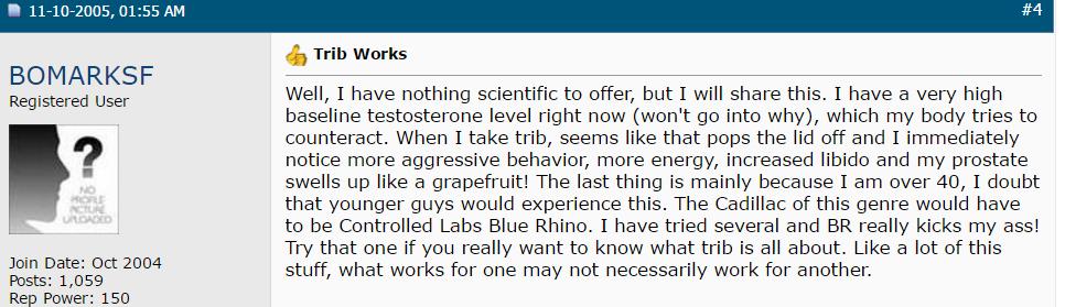 does_tribulus_works