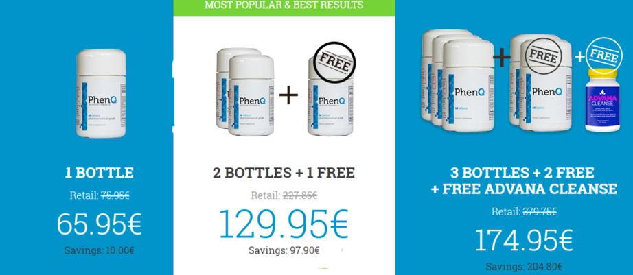 PhenQ_Price_Euro