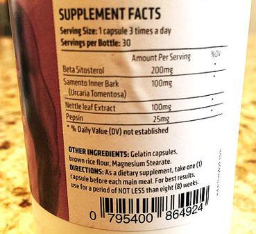 tren-ingredients