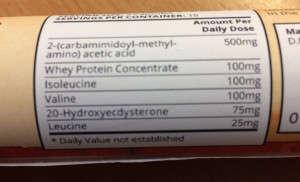 dbalmax ingredients - legal dbol