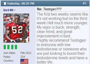 gnc testogen reviews on amazon