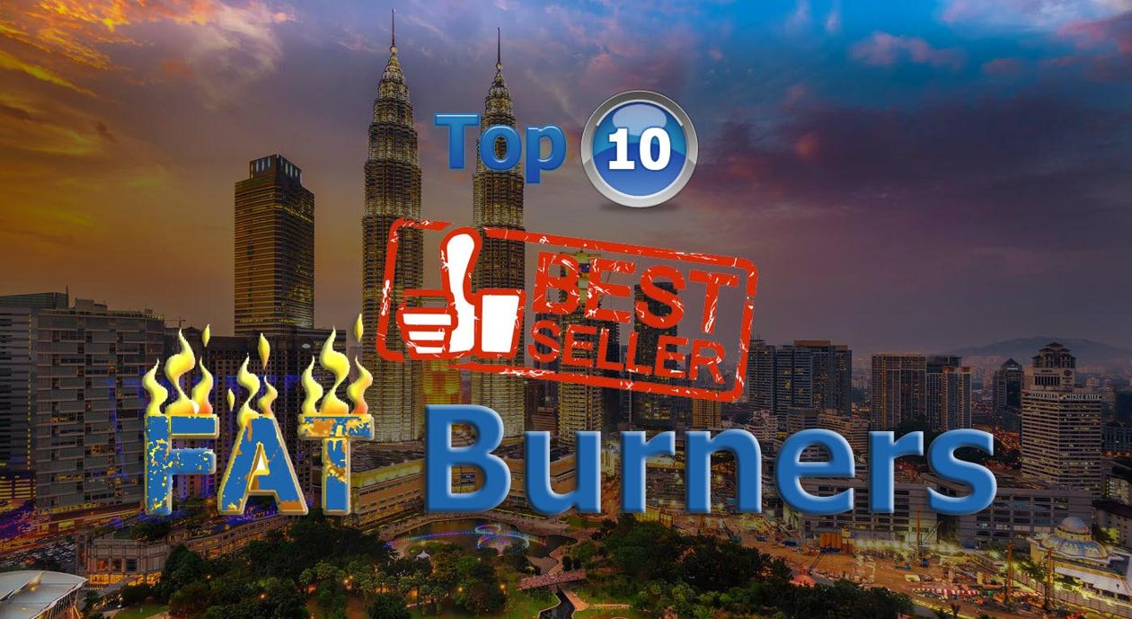 TopBestSeller Fat Burners in Malaysia
