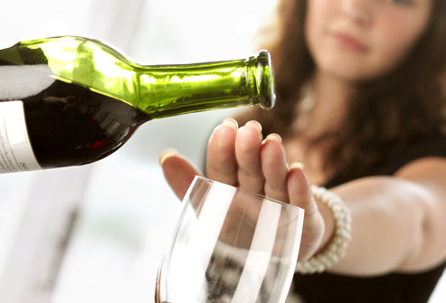no for alcohol to lose weight