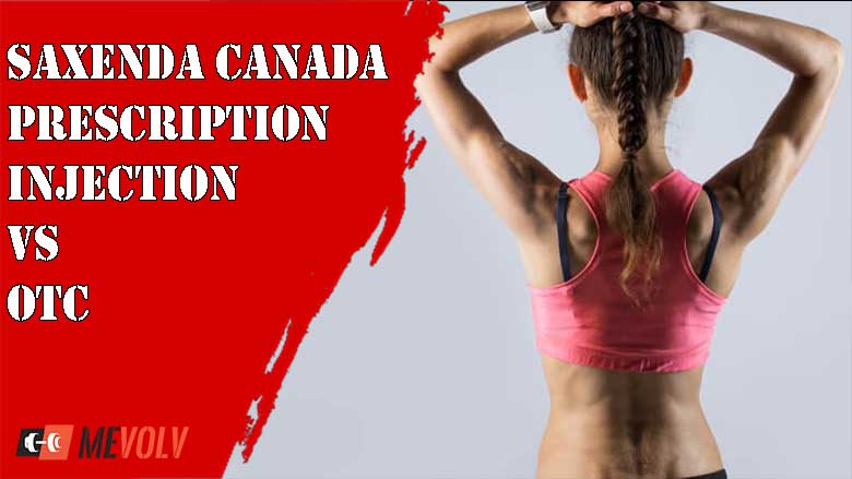 Saxenda Canada Prescription Injection vs OTC