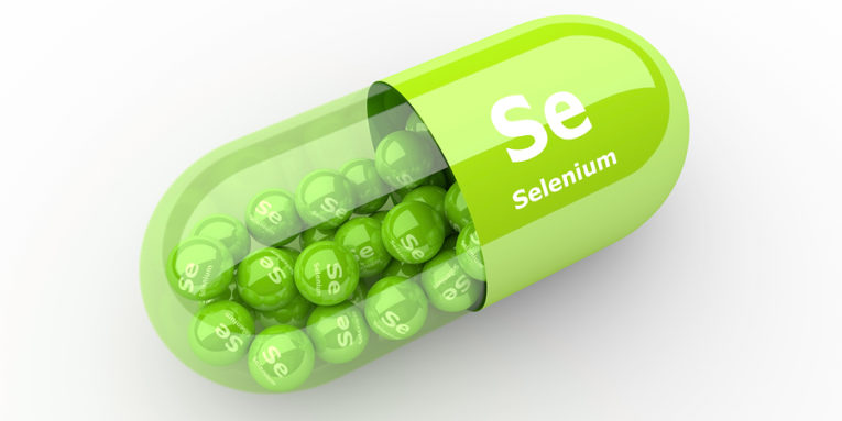 Selenium for testogen