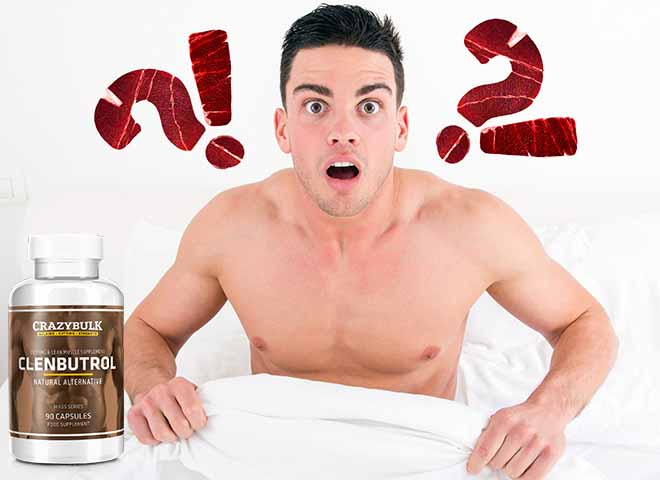 Clenbuterol vs male fertility