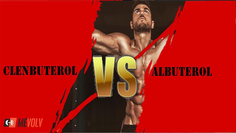 Clenbuterol_vs_Albuterol