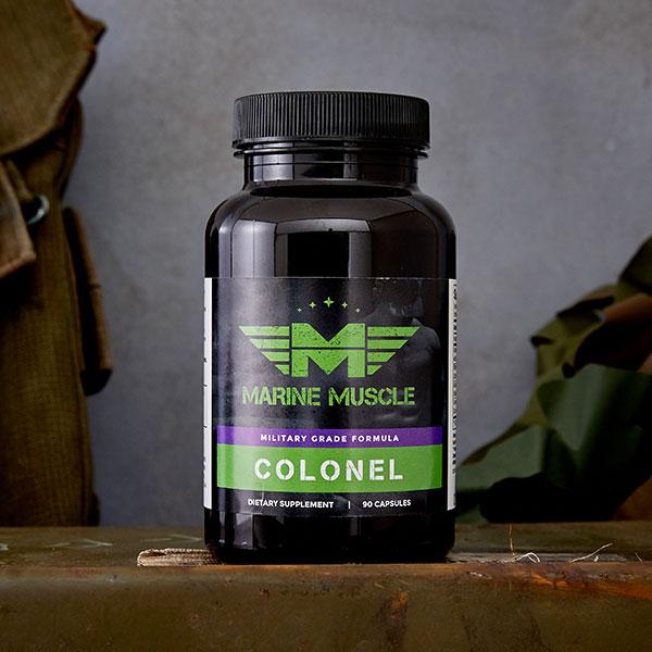 Colonel-Bottle