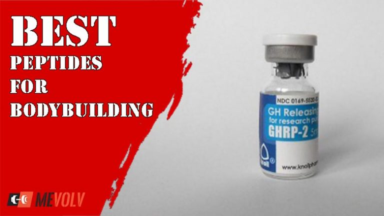 Peptides for bodybuilding and fat loss