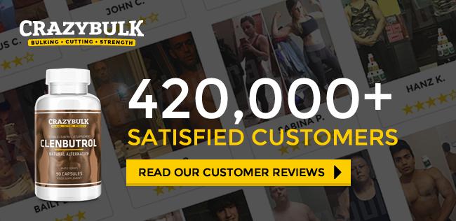 clenbutrol customer reviews banner