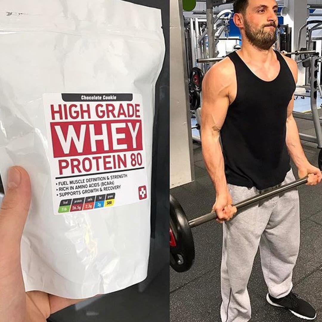 Whey Protein Bauer