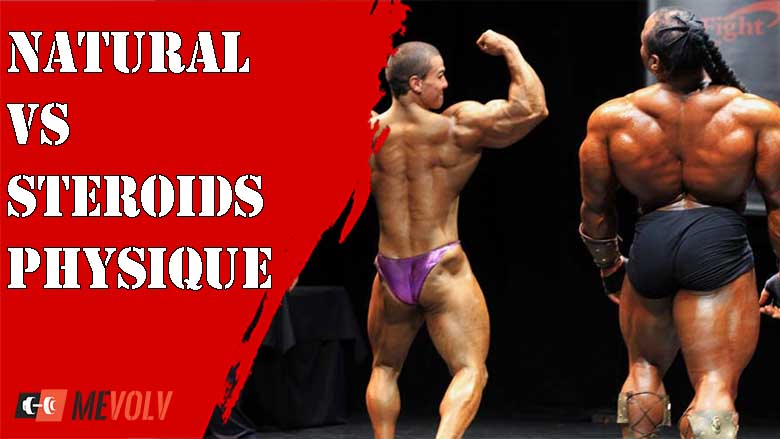 natural vs steroid physique - Full guide