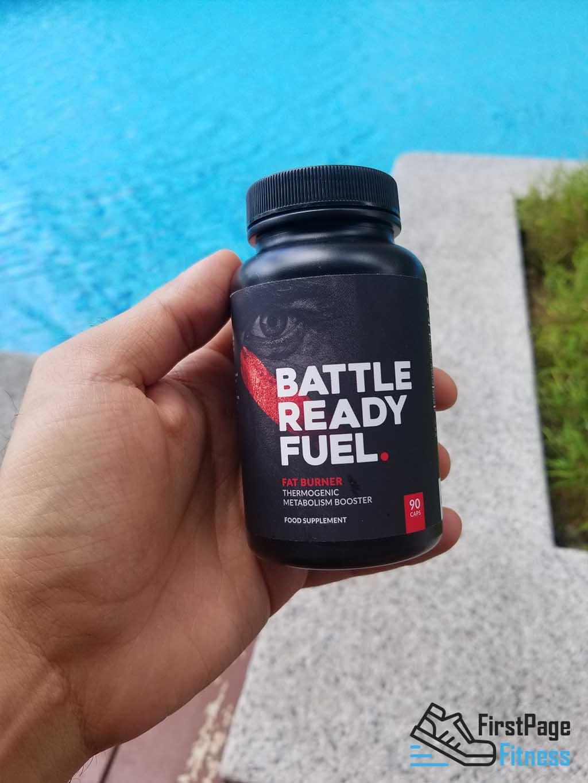 Battle Ready Fuel Fat Burner