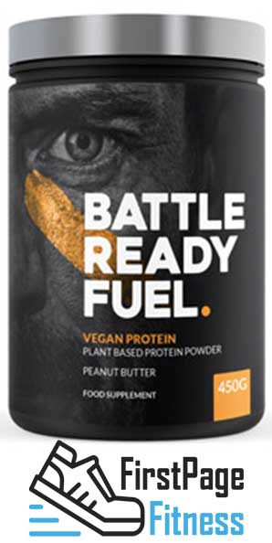 Battle Ready Fuel Vegan Protein - FPF