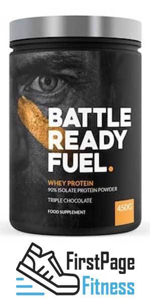 Whey Protein Battle Ready Fuel Reviews