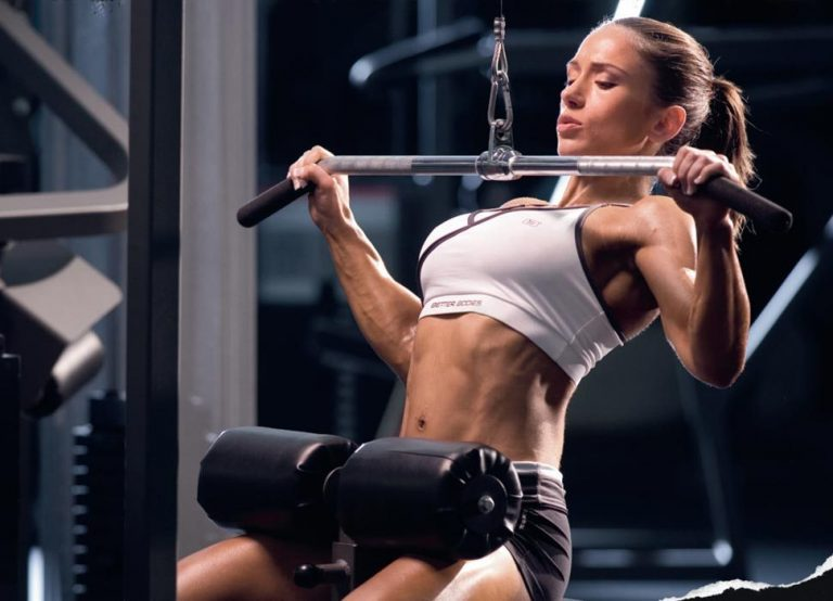 What Does Creatine Do To A Woman's Body