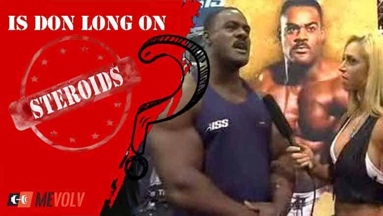 Don long steroids