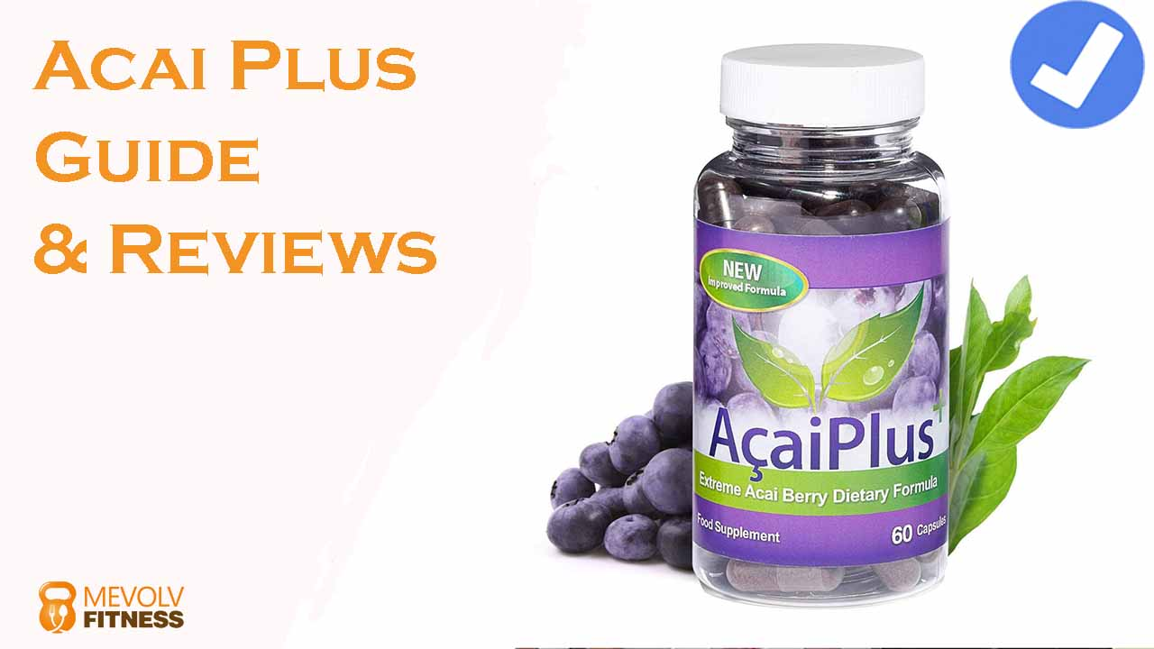 Acai Berry Supplement Review