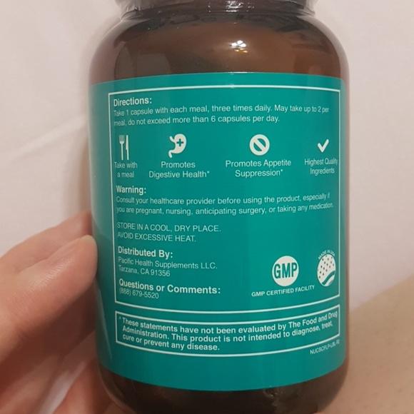 Biox4 ingredients