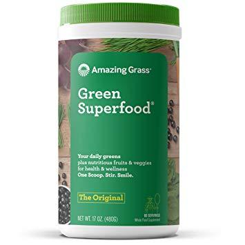 Amazing Grass Vegan raw green powder