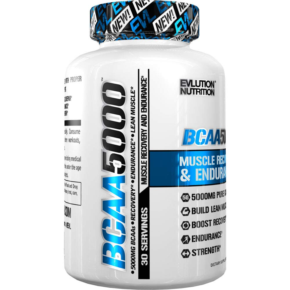 Evlution Nutrition BCAA5000