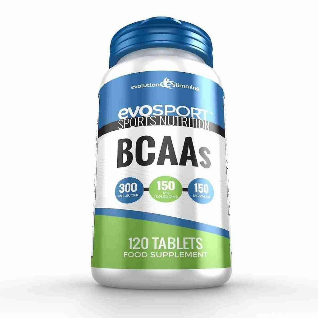 EvoSport BCAA Branched Chain Amino Acid Tablets