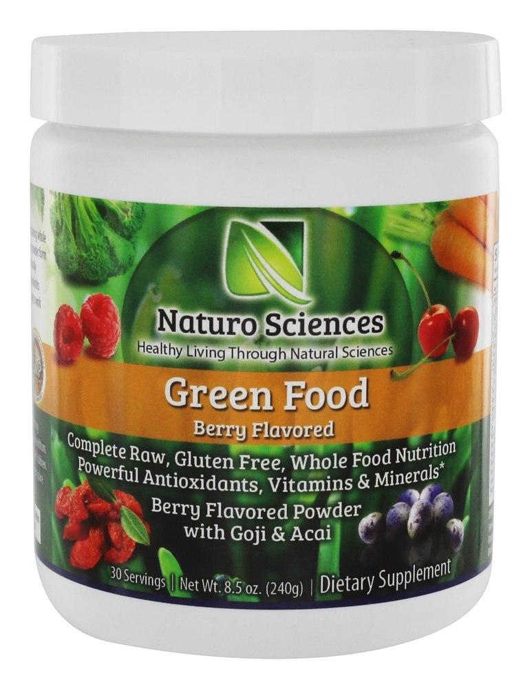 Naturo Sciences Natural Greens