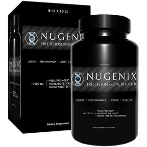 Nugenix T booster